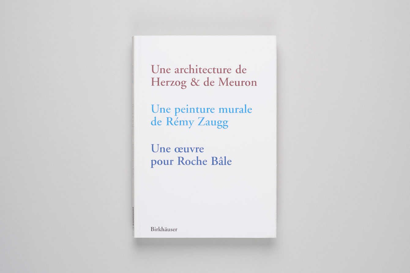 Cover, French edition